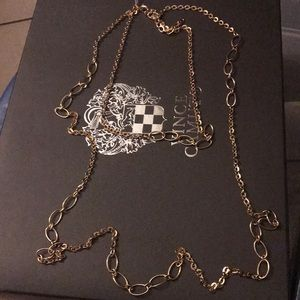Jewelry - 🎄 4/$20 🎄Gold necklace 🎁